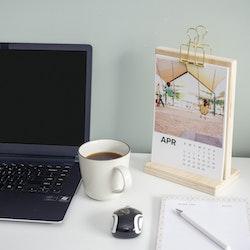 Desk calendar prints - HappyMoose