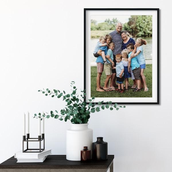 Fine art frames - HappyMoose