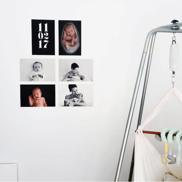 Photo wall decals - HappyMoose