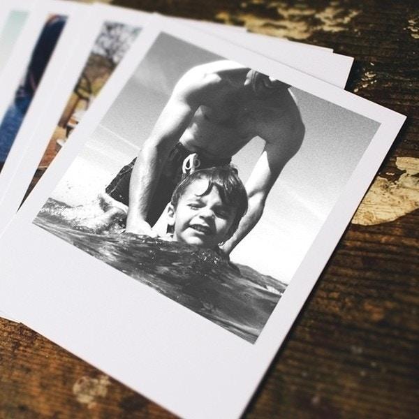 Polaroid cards - HappyMoose